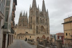 Burgos Cathedral by Andre-anz