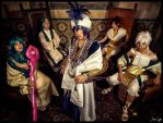 AX Magi Shoot: Sinbad and his Captains 2 by SNTP