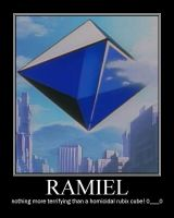 Ramiel by Duskbyday