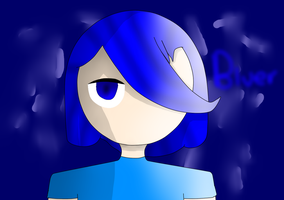 Project Zick -  Bluer by Dyahna