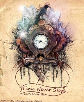 Time Never Stop by aLDzZ