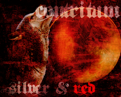 Contritum: Silver and Red (DeviantArt Cover Only) by Grismalice
