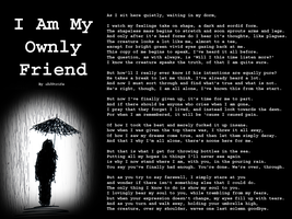 I Am My Ownly Friend by DJStrife