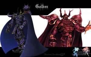 Dissidia Golbez Wallpaper by Shadow-Heartless