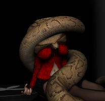 More snake vore 2 by swiftbladez