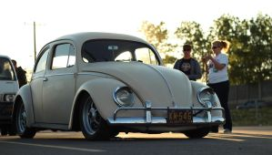 Low, Smiling Bug by KyleAndTheClassics