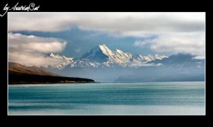 Mount Cook New Zealand by AustrianCat