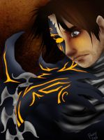 Prince of Persia by IslaDelCoco