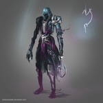 Wraith people - Assassin by PedroCampello