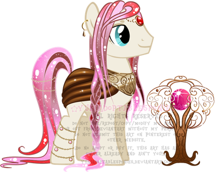 Forest Pony Adoptable (CLOSED) by KingPhantasya