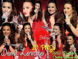 Demi Lovato PNG pack by Ivana-art99