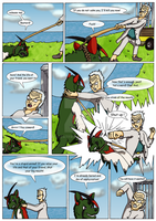 Creatures and overseas friends - Page 3 by DisccatFR