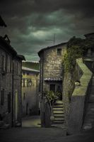 Streets of Sarteano 4 by CitizenFresh