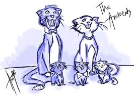 The Aristocats by blindbandit5