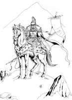 Alexander The Great by pirrobo