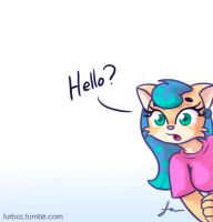 Ask My Characters Tumblr by Furboz
