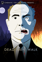CFTP Presents: Dead Men Walk Poster by Weirdonian