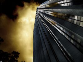 Skyscraper II by firesign24-7