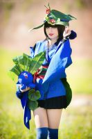 Oddish Giginka by Marco-Photo