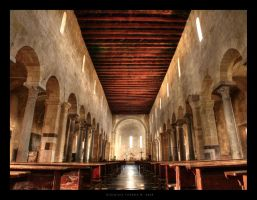 Medieval Temple by gianf