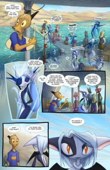 Dreamkeepers Saga page 354 by Dreamkeepers