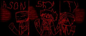 .:REDRAW:.=SILENT CRAFT=The Three Voices by xXHuskyHurricanesXx