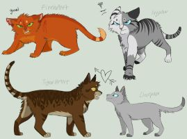 Warriors Dump by Graystripe64