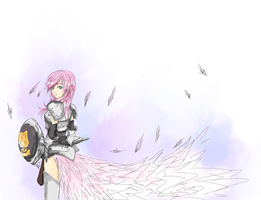 Lightning/Claire Farron by YuukiLovesYou