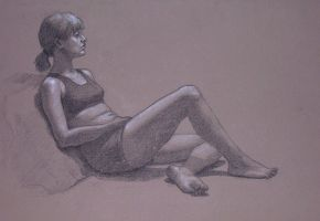 Figure Drawing 3 by lithriel