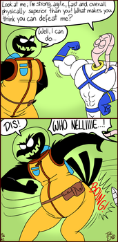 Earthworm Jim: Better at everything except... by NatalieTheAntihero