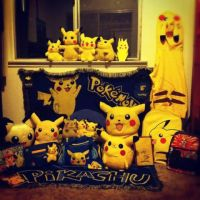 Pikachu collection by Eternal-Glow