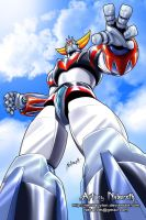 The Mighty Grendizer by NeoBabylon