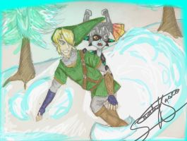 Submission for Best Link Moment Contest by Nativa-Basco