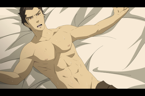 Mako in the Sheets by Kehven