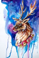 Rudolph by Lucky978