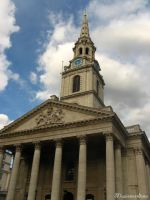 St Martin in the Fields by missionverdana