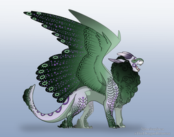 Sage the Peakwing by xTheDragonRebornx