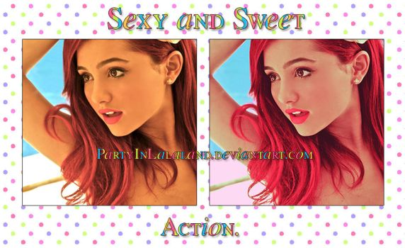 Sexy and Sweet Action. by PartyInLalaLand