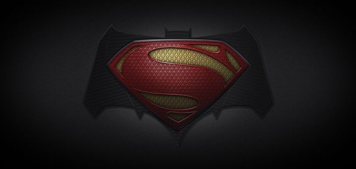 Batman vs Superman Logo - Batfleck Version by YodaMaker