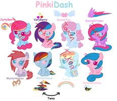 Pinkiedash Adopts OTA by ThePotato-Queen