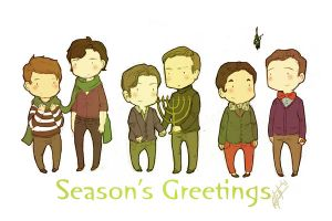 Season's Greeting 2011 by Ricochet-X