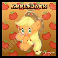 AppleJack Chao by CCgonzo12