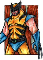 GiftArt - The Wolverine by entei