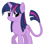 Twilight Sparkle by Petalierre