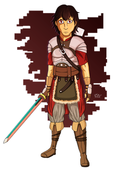 Marco Redesign by Wannabe-Warrior