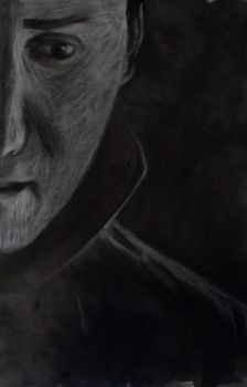 Another Stolen Relic - Charcoal by ms-oblivious