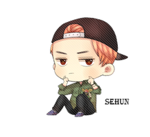 EXO Sehun Chibi PNG by SooyoungLover