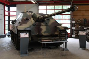 Jagdpanther by Liam2010