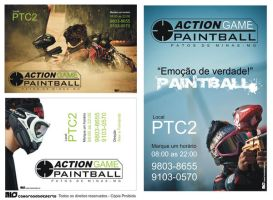 PAINTBALL PUBLICIDADE by mwtntnet