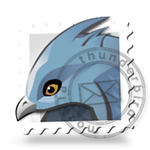 Thunderbird Icon v1.o by kb1